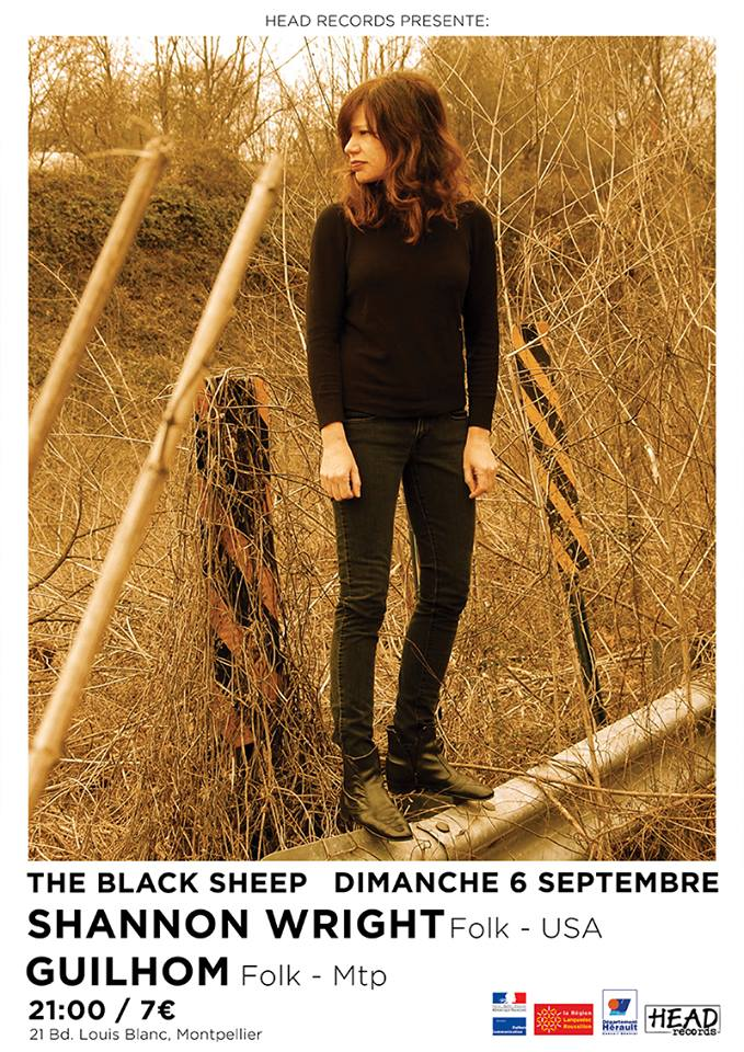 Affiche Shannon Wright